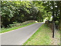 TL9568 : Bridge on Kiln Lane by Adrian Cable