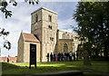 TA0321 : St Peter's church, Barton-Upon-Humber by Julian P Guffogg