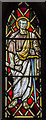 TA0015 : Stained glass window, St Andrew's church, Bonby by Julian P Guffogg