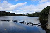 NN9357 : Loch Faskally by Richard Hoare