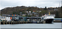 NM8529 : Oban Ferry Terminal by Thomas Nugent