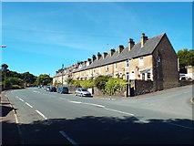 SE0726 : Hebble Lane, Wheatley, Halifax by Malc McDonald