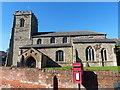 SE8421 : All Saints Church in Adlingfleet by Mat Fascione