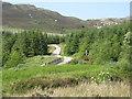 NG5636 : Path at the Raasay No.1 Mine by M J Richardson
