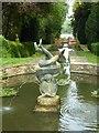 SU2496 : Peto Water Garden by Philip Halling