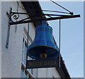 NY3650 : Sign for the Blue Bell, Dalston by JThomas