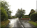 TL9676 : Bardwell Road, Barningham by Adrian Cable