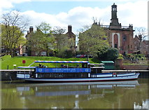 SK7953 : Sonning - Newark Line River Cruises by Mat Fascione