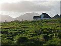 NF7536 : Howmore Hostel of the Gatliff Trust by Julian Paren