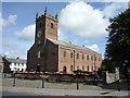 NY2548 : St Mary's Church, Wigton by JThomas