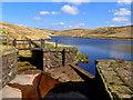 SD9812 : Outflow, Readycon Dean Reservoir by Mick Garratt