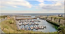 NZ4349 : Seaham Harbour and Marina by Chris Morgan