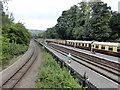 NZ8205 : Railway Junction at Grosmont by PAUL FARMER