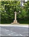 TQ3437 : Crawley Down War Memorial by N Chadwick