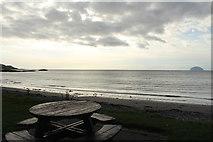 NX1896 : Beach at Ainslie Car Park by Billy McCrorie