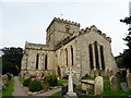 TA1181 : St Oswald's Church, Filey by PAUL FARMER