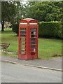 TL8972 : Telephone Box on The Street by Adrian Cable