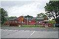 NY3561 : Rockcliffe CE School by Rose and Trev Clough