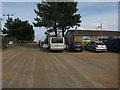 TG2938 : Entrance to Trimingham Caravan Park by Hugh Venables