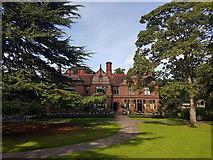 SJ4170 : Oakfield Manor, Chester Zoo by Brian Deegan