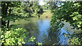 ST6968 : The River Avon downstream from Saltford by Dr Duncan Pepper