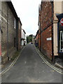 TL9370 : Commister Lane, Ixworth by Adrian Cable