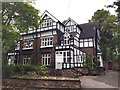SJ8546 : Newcastle-under-Lyme: 9 Sidmouth Avenue by Jonathan Hutchins