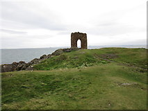 NT4999 : Lady's Tower, Sauchar Point, Elie by Euan Nelson