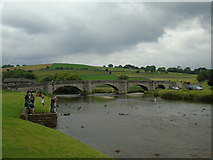 SE0361 : Burnsall Green to Hartlington by Carroll Pierce