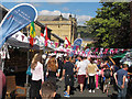 SE1337 : Saltaire Festival, Exhibition Road by Stephen Craven