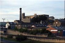 SE1039 : Bowling Green Mill complex, Bingley by Julian Osley