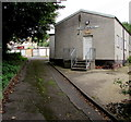 ST2896 : Scout Hall, Fields Avenue, Cwmbran by Jaggery