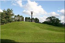 TL2471 : Castle Hill, Huntingdon by David Kemp
