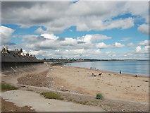 NJ9505 : On the beach by Bill Harrison