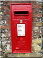 TL9267 : Pakenham Street George VI Postbox by Adrian Cable