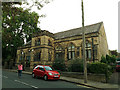SE2233 : Former Sunday School building, Radcliffe Lane, Pudsey by Stephen Craven