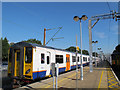 TL3602 : London Overground train at Cheshunt by Stephen Craven