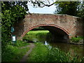 SK7284 : Bridge No 64 crossing the Chesterfield Canal by Mat Fascione