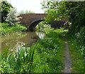 SK7284 : Scotter Lane Bridge No 65 by Mat Fascione