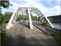 NZ1164 : Hagg Bank Bridge, Wylam by Oliver Dixon