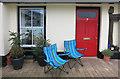SX8750 : Door & Deck Chairs by Des Blenkinsopp