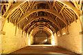 ST8260 : Tithe Barn by Richard Croft