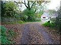 SE0720 : Stubbing Lane approaching Stubbing, Stailnland by Humphrey Bolton