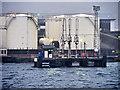 HU4741 : Scottish Fuels Lerwick Depot by David Dixon