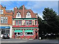 NZ2363 : The Villa Victoria, Westmorland Road, NE4 by Mike Quinn