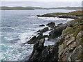 HU3629 : Approaching Clivland Bay, Houss Ness by Julian Paren