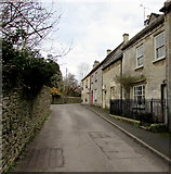 SO8700 : Towards a bend in Friday Street,  Minchinhampton by Jaggery