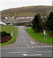 SO1402 : White Rose Way, Elliot's Town, New Tredegar by Jaggery