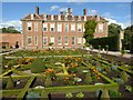 SO9463 : Hanbury Hall and Sunken Parterre by Philip Halling