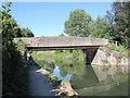 TL3702 : Cadmore Lane bridge over the Lea Navigation by Stephen Craven